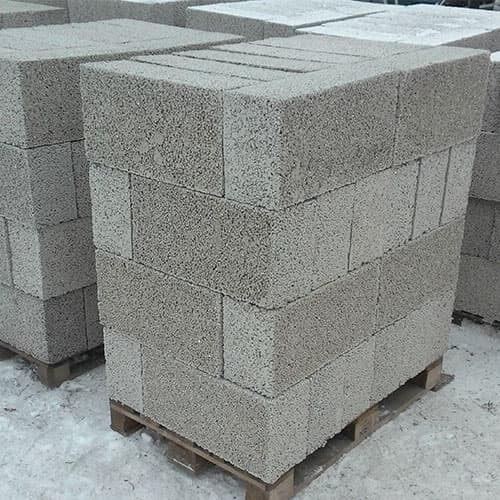 Полистиролбетонный блок D600 (200*300*600)